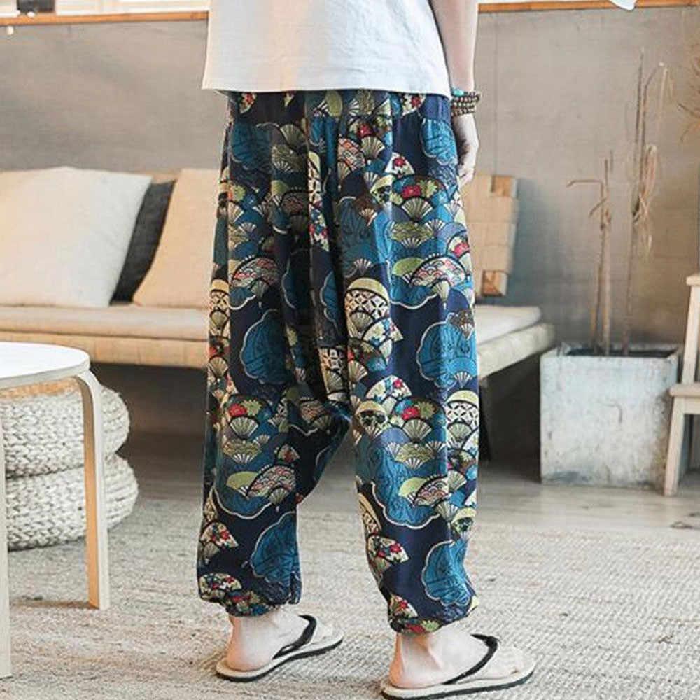 JAYCOSIN брюки мужские свободные хип-хоп шаровары мужские размера плюс широкие брюки джоггеры брюки уличные брюки повседневные брюки 19JUN11