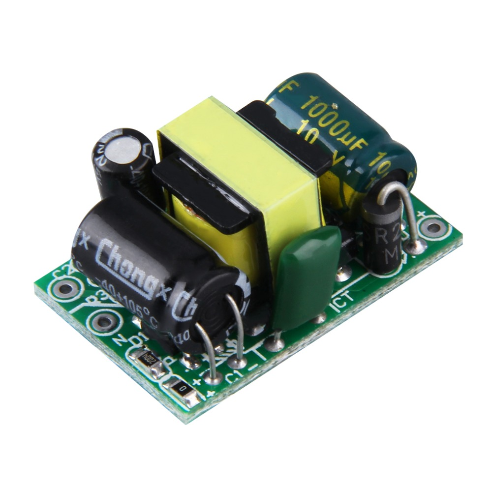 5V 700mA 3.5W AC-DC Precision Buck Converter AC 220v to 5v DC step down Transformer power supply module for Arduino hot sale 10pcs 5 40v to 1 2 35v 300w 9a dc dc buck step down converter dc dc power supply module adjustable voltage regulator led driver