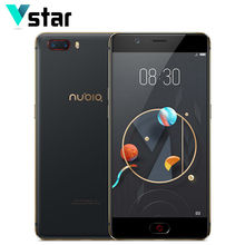 Original Nubia M2 4GB RAM 128GB ROM Snapdragon 625 Octa Core 64 bit Mobile Phone 5.5 inch LTE Android 13.0MP+13.0MP+16.0MP
