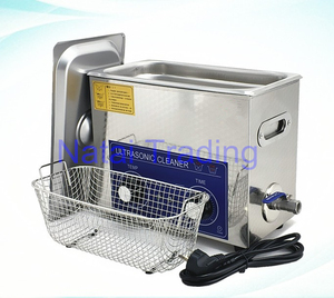 Image 3 - stainless steel 180W 6L diesel injector cleaning machine ultrasonic cleaner for common rail injector repair tool
