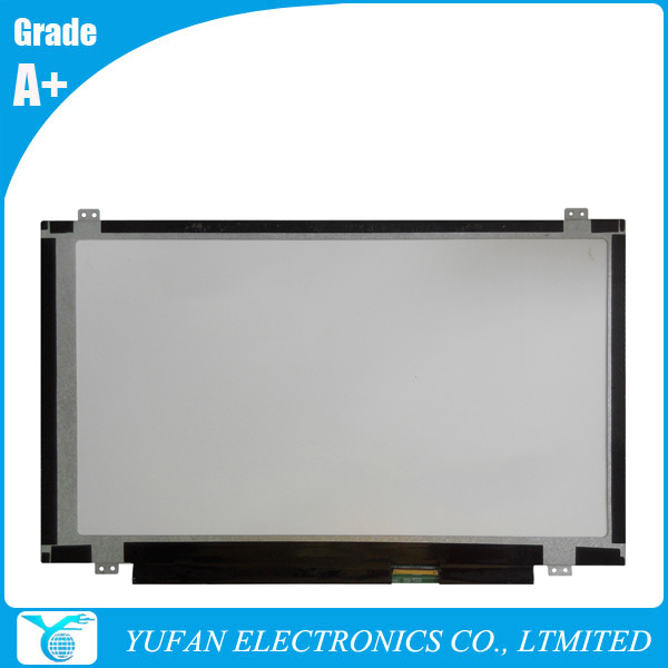 Free Shipping LCD Monitor 04W3651 For E431 L430 T420 T420I T430 T430I T430S Laptop Replacement Screen Display Panel B140XTN03.1 13 3 laptop replacement screen lp133wh2 tl m5 lcd display panel monitor lp133wh2 tlm5 04w1768 lvds 1366x768 free shipping