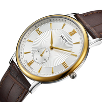 Nesun Switzerland Luxury Brand Watch Men Japan MIYOTA Quartz Movement Men's Watches Genuine Leather Waterproof clock N8501 LM3