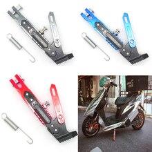 Универсальная мотоциклетная Регулируемая подставка для ног, парковочная подставка для ног, боковая подставка для ног YAMAHA NMAX 155- N-MAX 125
