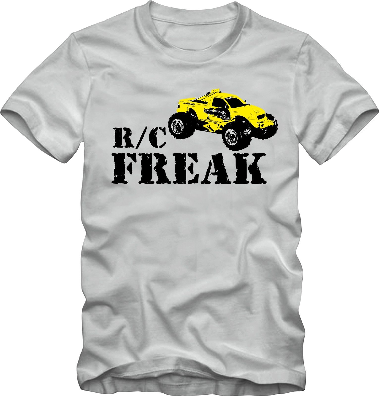 2018 Hot sale FG Truck T-Shirt R/C Freak Fan Shirt Carson