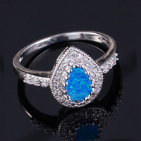 Mosaic AAA Zircon Women Rings High quality Silver Plated Crystal Ring fashion Jewelry Wedding Rings For Women Christmas LB24