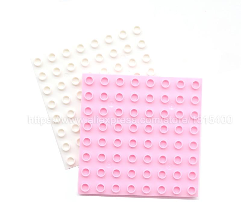 Uşaq Oyuncaqları Böyük Plastik Kərpic hissələri Lego Duplo - Uşaq konstruktorları - Fotoqrafiya 4
