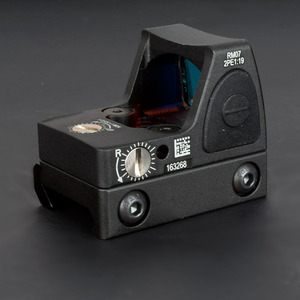 Image 2 - Коллиматор RMR Red Dot, прицел для Вивера 20 мм, для страйкбола, охоты, голографический