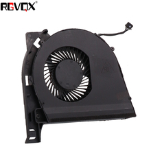 NEW Laptop Cooling Fan For HP ZBOOK 17 G3 CPU FAN Original PN: DC28000H0F0 848378-001 DFS561405PL0T CPU Cooler Radiator for 100% new original pn 2015827 001 abdominal transducer belt for patient monitor new original