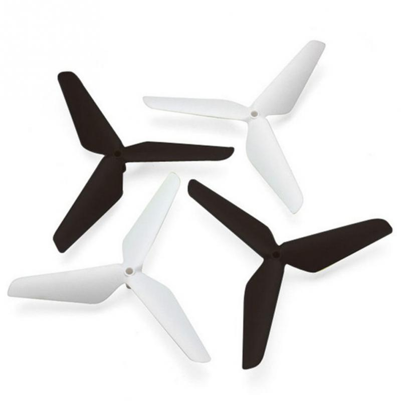 Wholesale 4pcs The Wing RC Helicopter Quadrocopter Parts Accessories Enhanced Blade Propeller for SYMA X5C X5SW X5