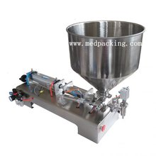 50-500ml Single Head Cream Pneumatic Filling Machine GRIND