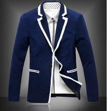 New Arrival men jacket fashion Designs Casual Men Business Suit Jacket Mens Fashion Slim Fit high quality Coat