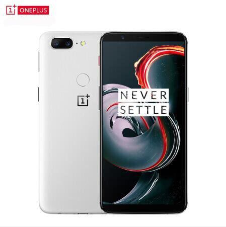 OnePlus 5 5 t a5010 8 gb/128 gb Pieno Schermo Snapdragon 835 Smartphone 4g LTE NFC Veloce carica di Trasporto Libero Originale di trasporto libero