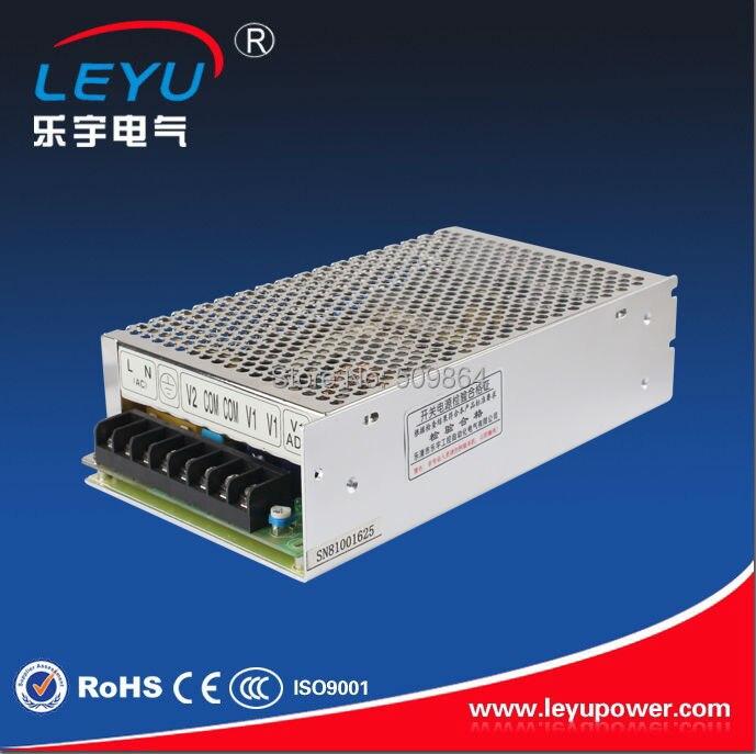 цена на CE CCC ac dc dual output 12v 120w power supply