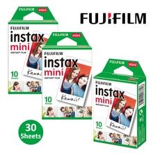 Bộ Máy Ảnh Lấy Liền Fujifilm Instax Mini 8 Phim Trắng 30 Tờ Cho Fuji Ảnh Tức Thì Giấy Camera Mini 7S 8 25 25i 50S 90 Neo 300 Chia Sẻ SP 1 SP 2