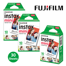 Fujifilm Instax Mini 8 Wit Film 30 Sheets Voor Fuji Instant Foto Papier Camera Mini 7S 8 25 25i 50S 90 Neo 300 Delen SP 1 SP 2