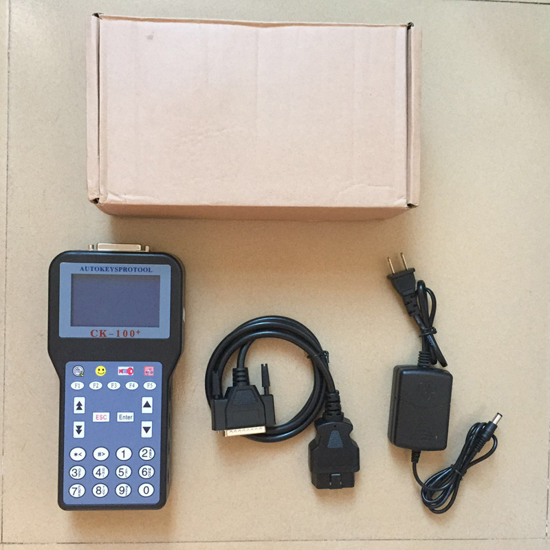 2017 New auto scanner the Latest Car key programmer CK-100 CK100 Auto Key Programmer V99.99 Generation of SBB High Quality