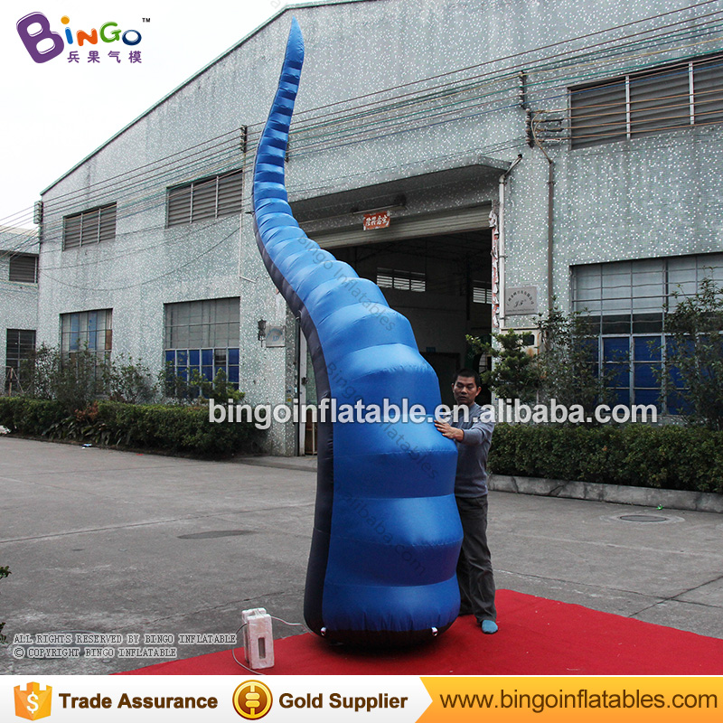 Summer Hot sale Inflatable Ocean Animal Balloons Inflatable Octopus Tentecle with Free Fan Blower inflatable outdoor toy funny summer inflatable water games inflatable bounce water slide with stairs and blowers