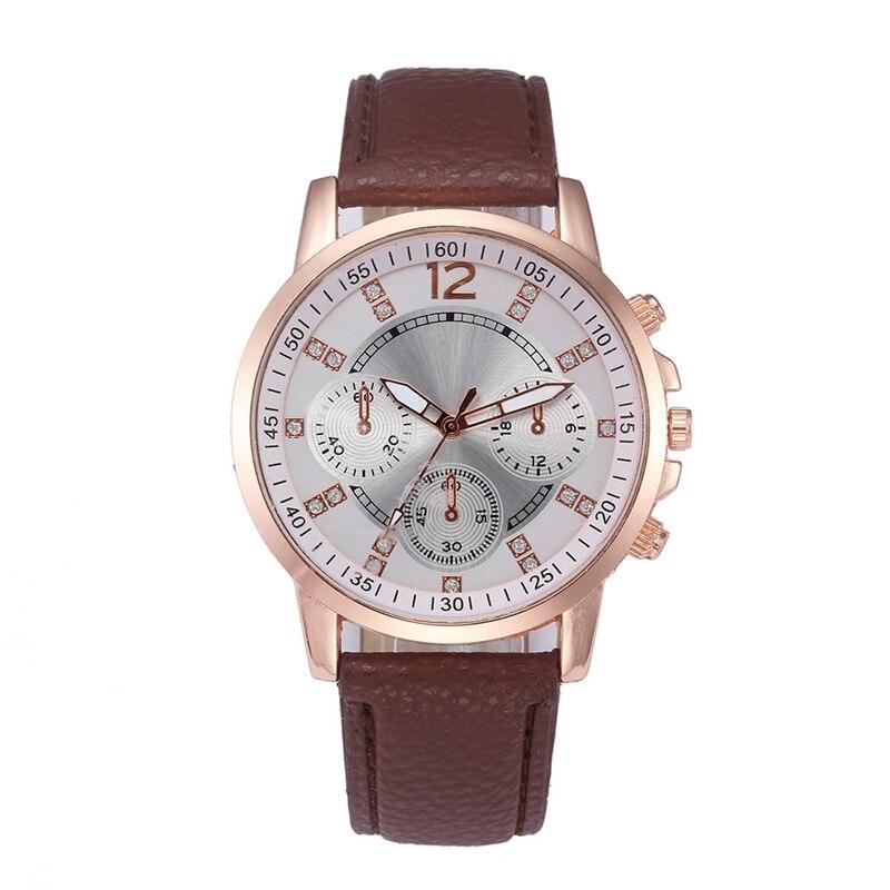New Arrive Mens Watches Watch Men Fashion Business Quartz-watch Minimalist Belt Luxury Male Watches Relogio Masculino dropship