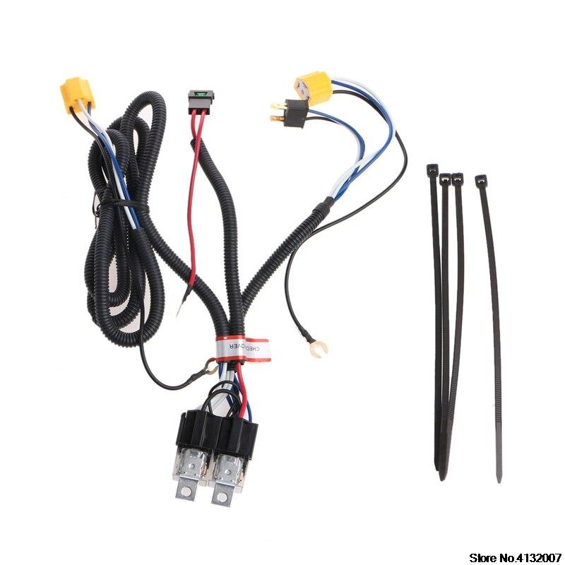 Hot Sale H4 Headlight Fix Dim Light Relay Wiring Harness System 2. H4 Headlight Fix Dim Light Relay Wiring Harness System 2 Headl Bulb 828 Promotion. Wiring. H4 Headlight Relay Wiring Harness At Scoala.co