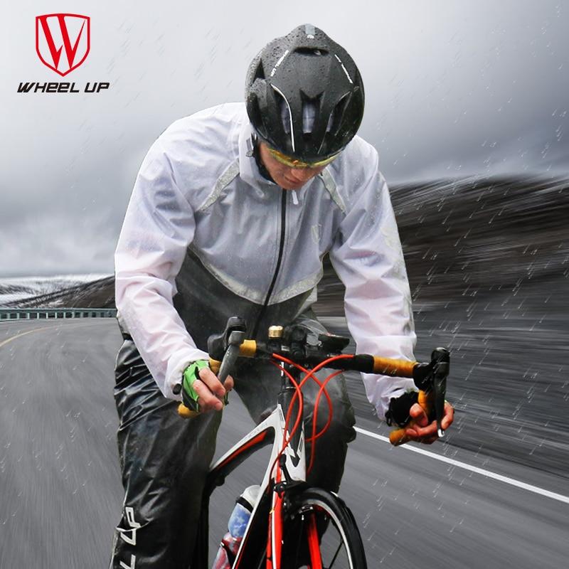 WHEEL UP Αδιάβροχο Jersey Ποδηλασία MTB - Ποδηλασία - Φωτογραφία 3