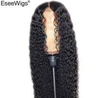 Парики из натуральных волос с волнистыми кружевами, 8-26 дюймов, полный парик из перуанских волос, перуанские волосы Remy, предварительно выпуч...