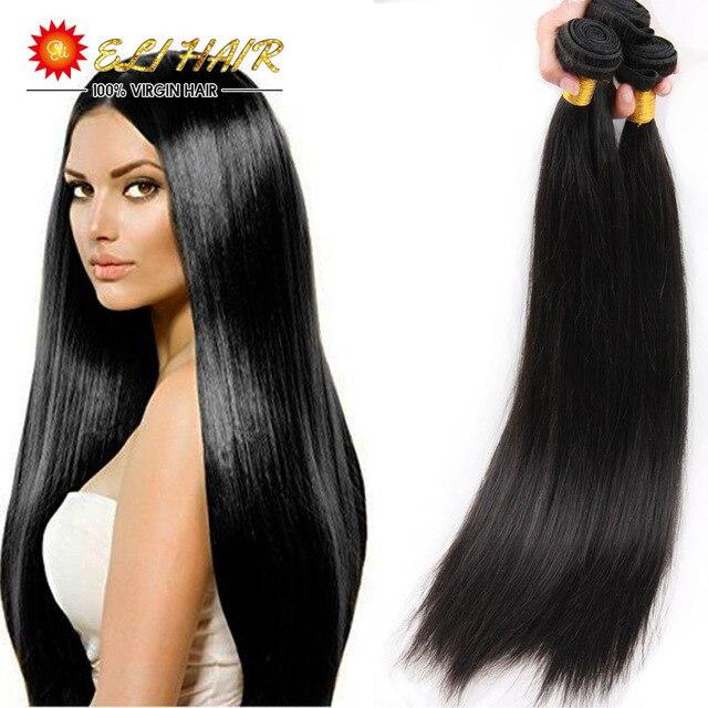 100 Percent Virgin Hair Sell With Closure Bang Natural Hair Weave