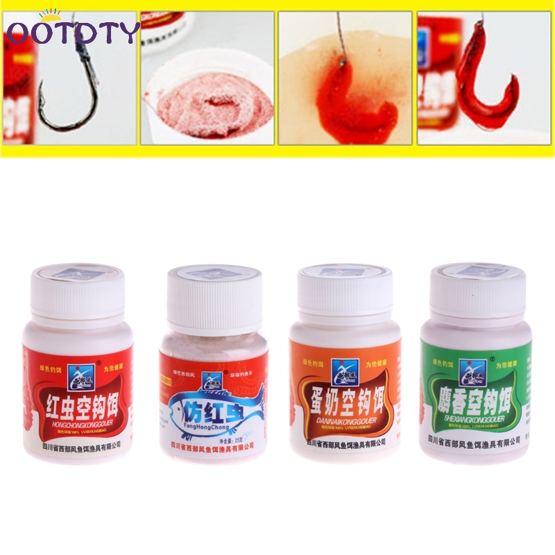25g Fishing Tackle Carpfish Musk Flavor Additive Red Worm Bait Making Scent духи wild musk 1 sexy life духи wild musk 1