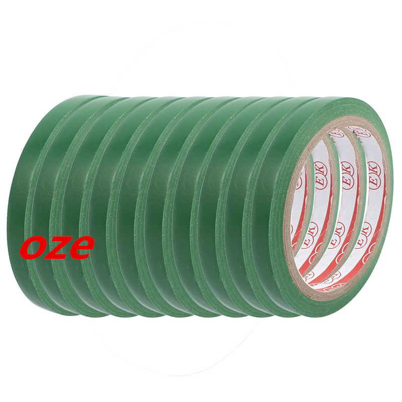10pcs 1cm Width Safety Caution Reflective Warning Sticker Adhesive Tape 17M Long 3 1cm huge