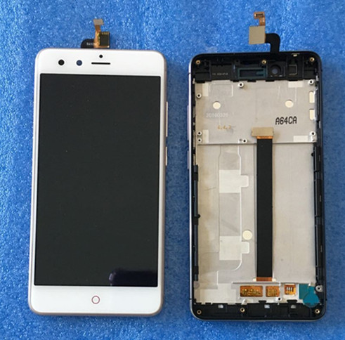 ФОТО Lcd screen display+Touch screen digitizer with frameFor 5.0