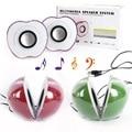 USB Portable Laptop Desktop Stereo Mini Speaker Music Loudspeaker Hot Sale
