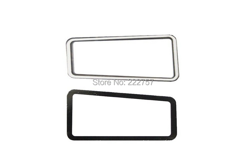 New Digital Camera Top Outer LCD Display Window Glass Cover (Acrylic)+TAPE For Canon FOR EOS 60D Small Screen Protector