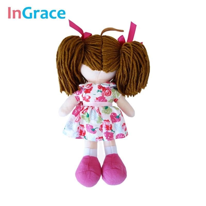 Bonecas bebê menina primeira boneca mini Gênero : Meninas