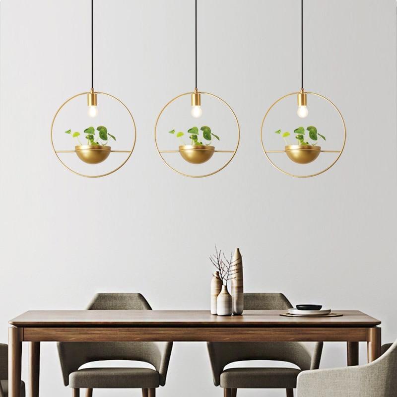 simples modern led lustre varanda plantas 01