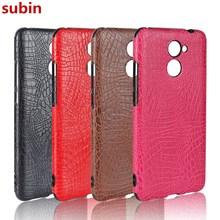 Huawei Y7 Prime Case 5.5inch Retro Luxury TPU Soft Crocodile Skin Cover For Huawei Y7 Prime Phone Bag Cases
