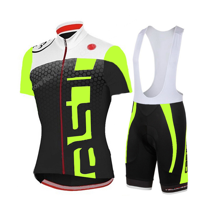 2017 Short Sleeve Cycling Jersey Set Flour Green MTB Bike Clothes Mans Summer Bicycle Clothing Maillot Conjunto Ropa Ciclismo polyester summer breathable cycling jerseys pro team italia short sleeve bike clothing mtb ropa ciclismo bicycle maillot gel pad