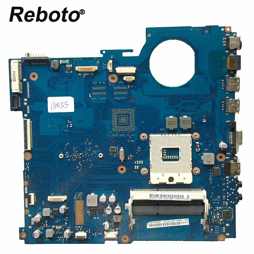 Reboto For Samsung Np Rv511 Rv511 Laptop Motherboard Ba41