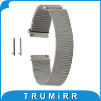 16mm 18mm 20mm 22mm 23mm Milanese Watchband For Mido Watch Band Magnetic Buckle Bracelet Quick Release