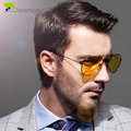 2017 Night Vision Glasses for Driving Goggles Anti-glare Yellow Lens Car Drivers Sun glasses for Men Women Eyeglasses