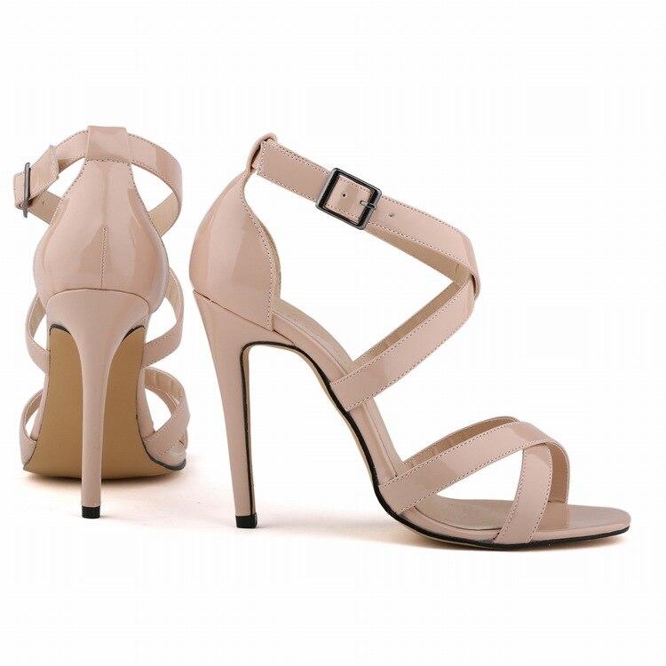 Moda De As as Mujeres Altos Zapatos Picture Sandalias Picture 14 Nuevo Mujer Marca Colores Gladiator Verano Boda Tacones 2018 ZwnqOY1g