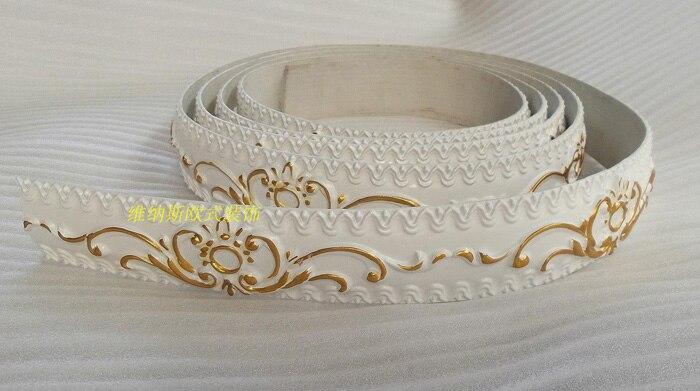 Achetez en gros pu moulures en ligne des grossistes pu moulures chinois - Moulures decoratives pour meubles ...