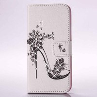 Rhinestone Cases For IPhone 6 S Plus Case Bling Flip Cover For IPhone 7 Plus Case