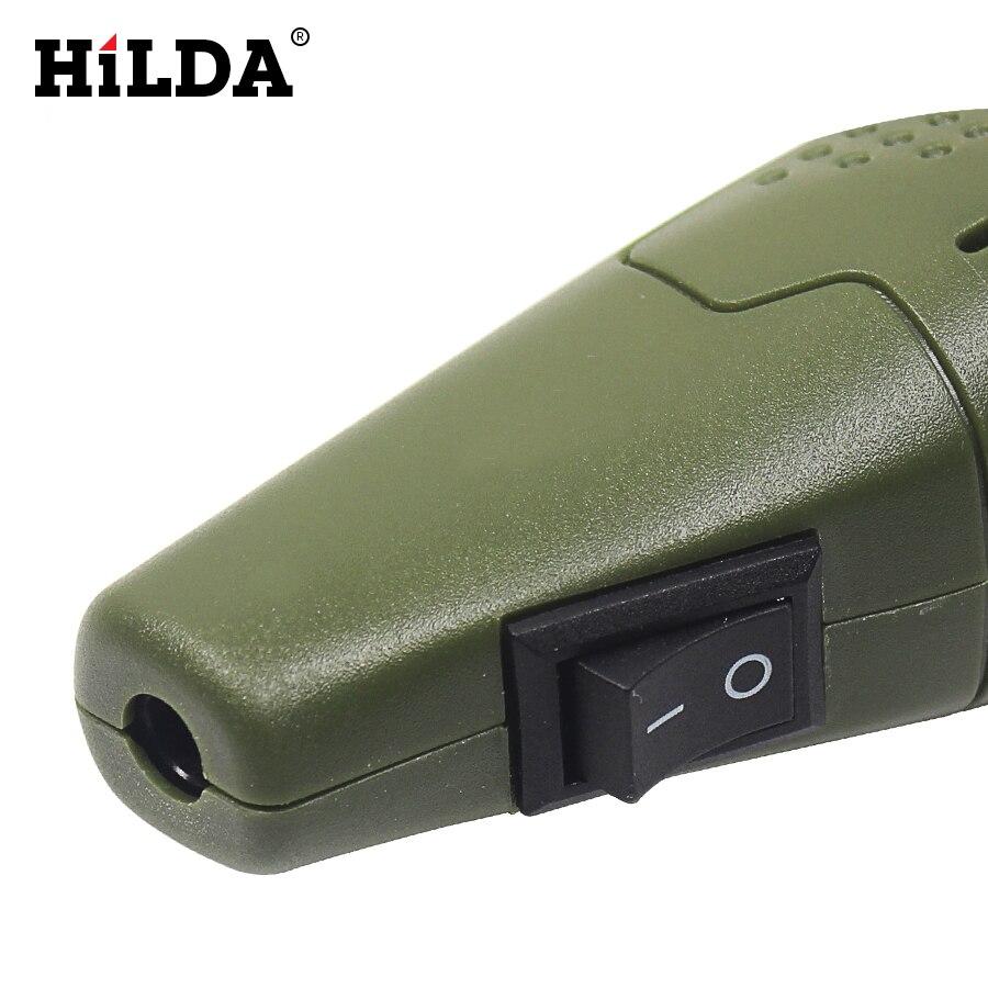 HILDA Mini Electric mini drill Multifunction Engraving Machine Electric Tool Kit 12000rpm For Dremel kit engraver mini drill kit