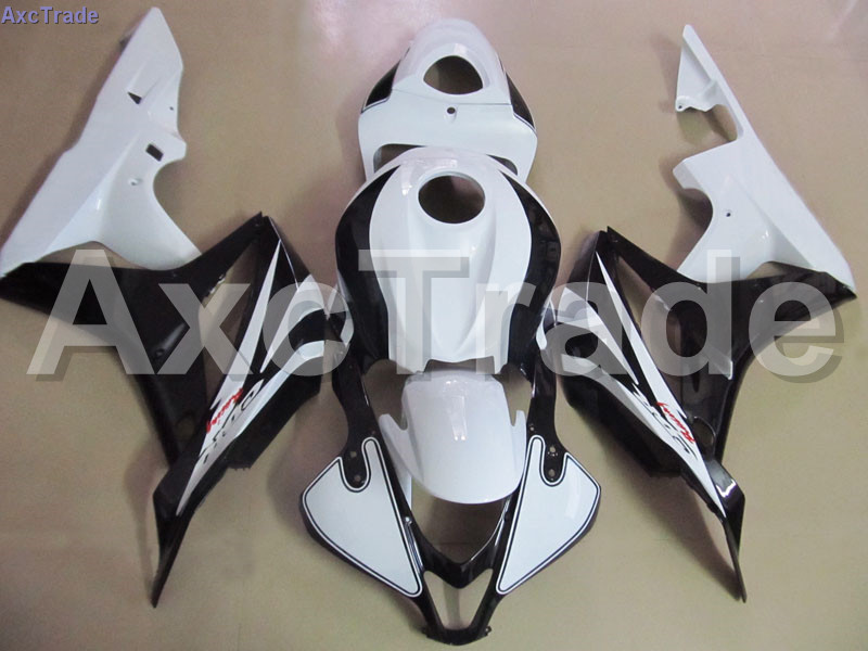 High Quality ABS Plastic For Honda CBR600RR CBR600 CBR 600 RR 2007 2008 F5 Moto Custom Made Motorcycle Fairing Kit Bodywork C86 custom made motorcycle fairing kit for honda cbr600rr cbr600 cbr 600 rr 2007 2008 f5 abs fairings kits fairing kit bodywork c99