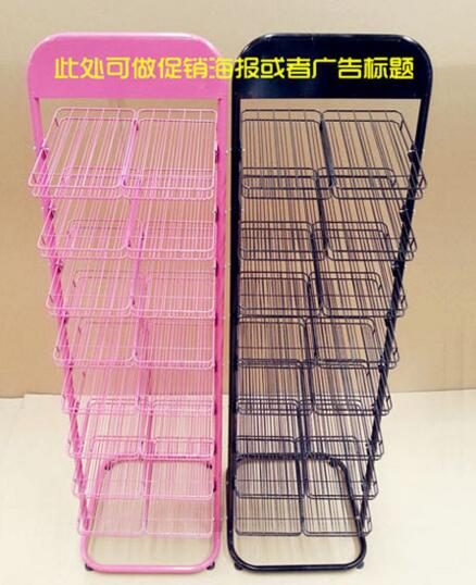 Wrought Iron Nail Polish Shelf. Nail Shop Shelves. Receive A Tear Open Outfit