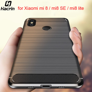For Xiaomi Mi 8 Case Mi 8 lite