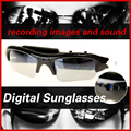 Mini Camera Eyewear Digital Video Recorder Glass  Camcorder DV Hidden DVR Video  Portable Sunglasses Cam