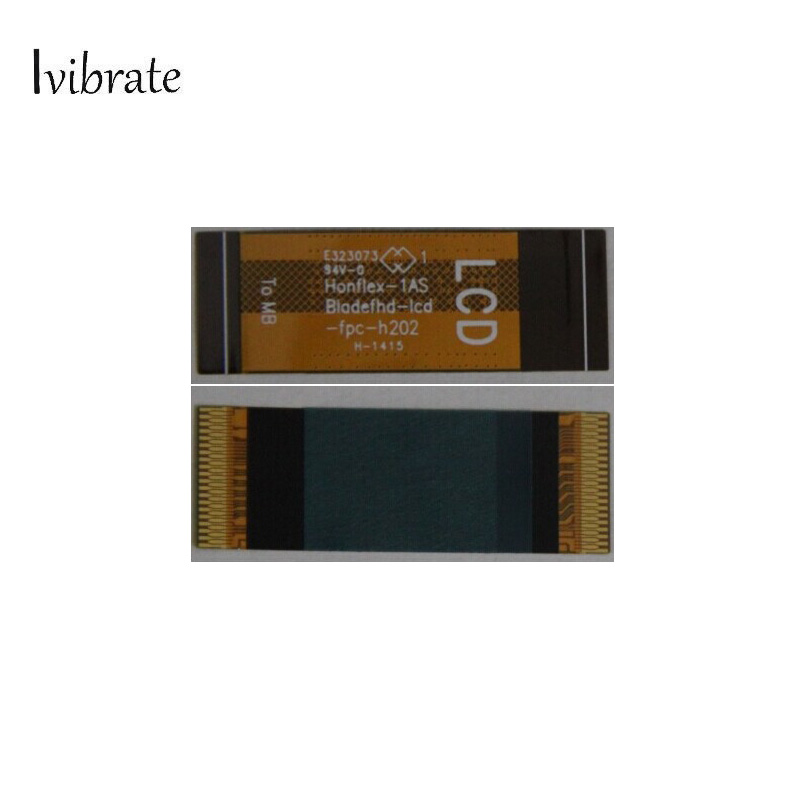 Original new For Lenovo B8080 LCD FPC New High Quality B 8080 LCM LCD Display Flex Cable Free Shipping
