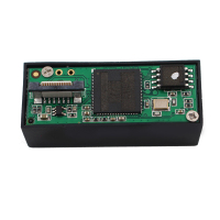 Low power consumption 2D/QR barcode scanner engine modules ttl usb rs232 uart