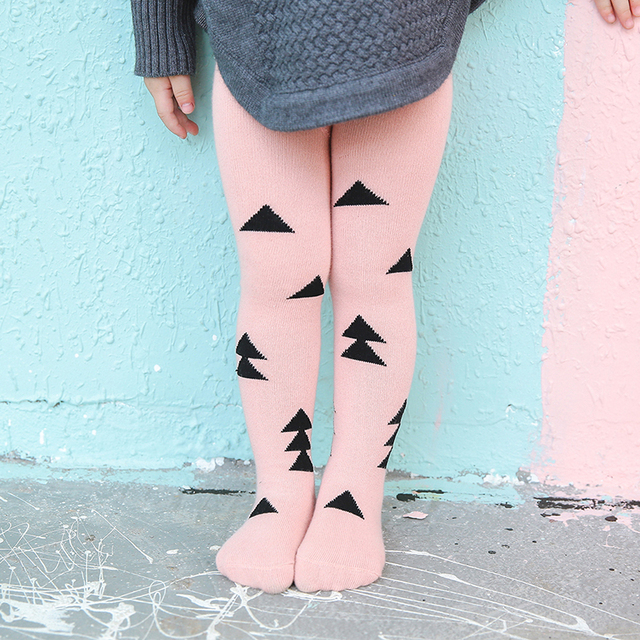 Unisex Toddler Tights (3 pairs)