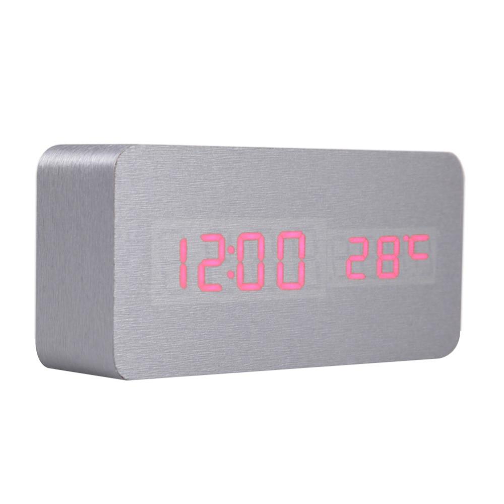 Best Alarm Bedside - High-Quality-Sound-Control-Desk-Table-Bedside-Digital-Alarm-Clock-Silver-Skin-Digital-Alarm-Clock-Desktop  Image_563246.jpg
